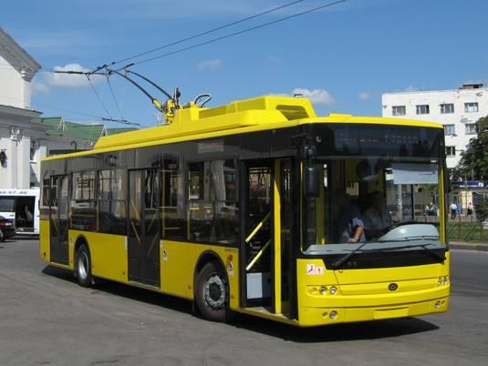 У Рівному  введено новий тролейбусний маршрут —  № 10